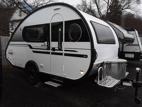 Photo 2020 NuC TB 400 Teardrop trailer Amish built high quality NEW - $32,495 (Cortland NY)