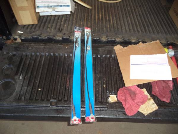 Photo 24 INCH DORMAN FORD F-SERIES TAILGATE CABLE SUPPORTS - $10 (OSWEGO)