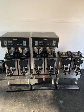 Photo 2 commercial coffee makers - $2,500 (Marietta)