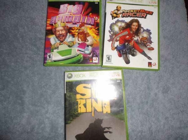 Photo 3 Burger King XBox Games Live (means they can be played online) - $15 (Southside Of Syracuse)