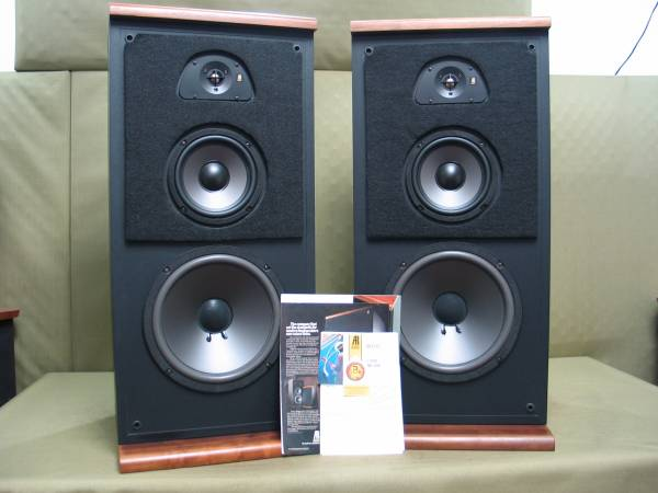 Photo Acoustic Research (AR) TSW 510 Speakers - $450 (RochesterHenriettaPittsford)