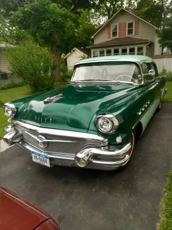 Photo Antique Classic 1956 Buick Super - $11,900 (Syracuse)