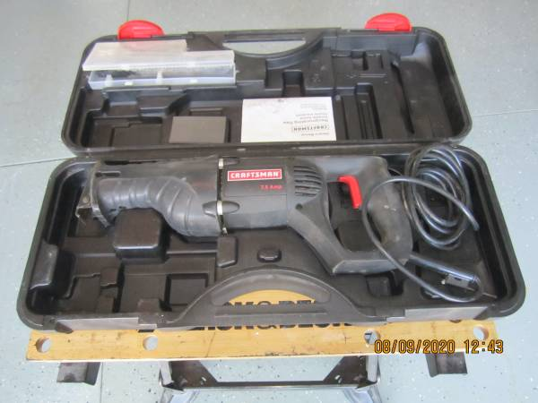 Photo Craftsman Saws-all - $35 (Clay)