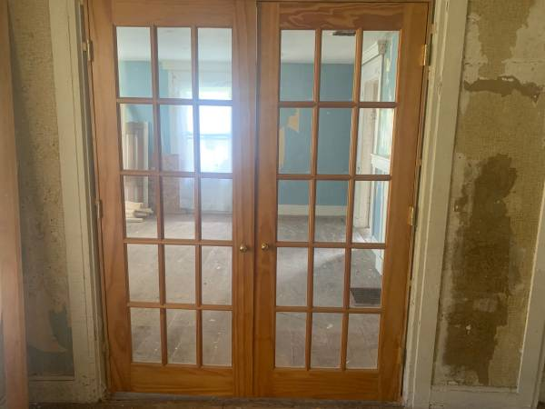 Photo Double French Interior Door - $200 (Memphis)