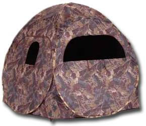 Photo Looking for used cloth hunting blinds ,Dome style, and windows (Auburn, NY)