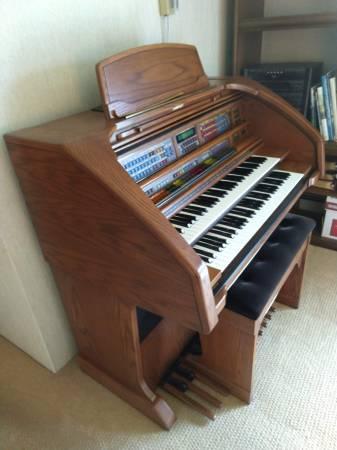 Photo Lowrey Organ (Serenade) Perfect - $750 (Marcellus)