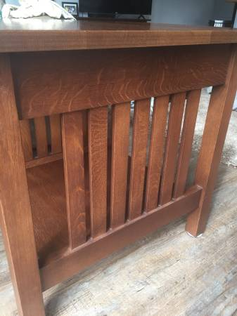 Photo Mission Furniture made by Stickley Master Craftsman - $1 (Syracuse)