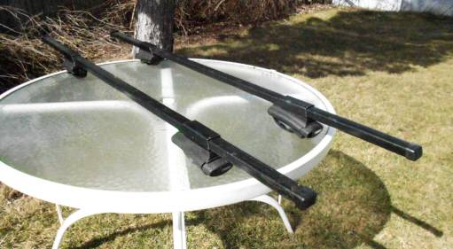 Photo Thule roof rack with 450, for siderails SUV, VAN, WAGON - $175 (syracuse)