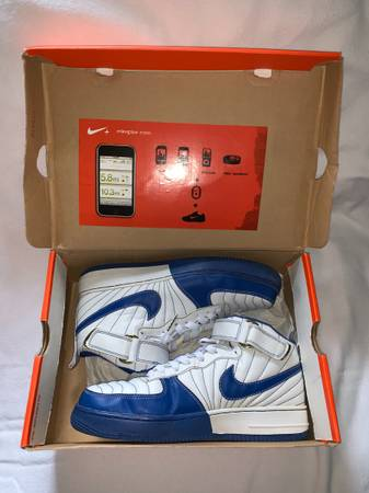 Photo VINTAGE MENS NIKE AIR JORDAN TWO3 SNEAKERS, 10.5, EXCELLENT CONDITION - $50 (SYRACUSE)