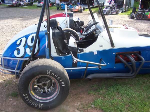Photo vintage midget race car Search (Canastota, NY)