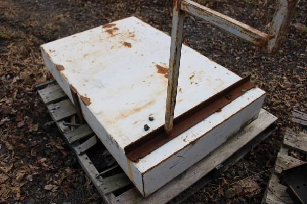 Photo weatherguard Packrat truck  van tool box - $200 (oswego)