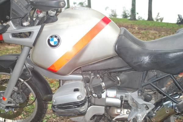 Photo 1995 BMW R1100GS - $2,725 (Bloxham)