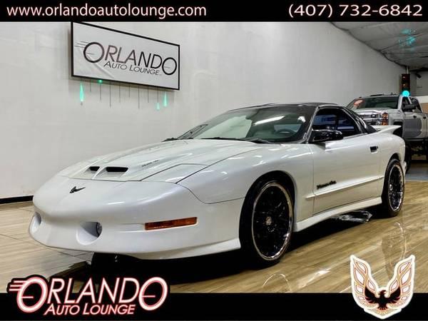 Photo 1996 Pontiac Firebird Trans Am Coupe 2D RWD - $9995