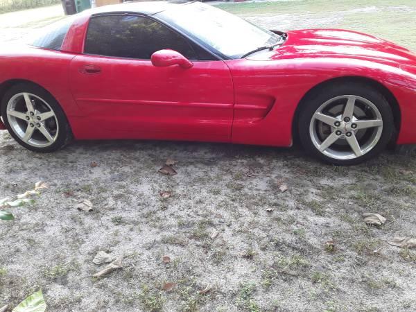 Photo 1999 C5 Corvette - $12,500 (Tallahassee)