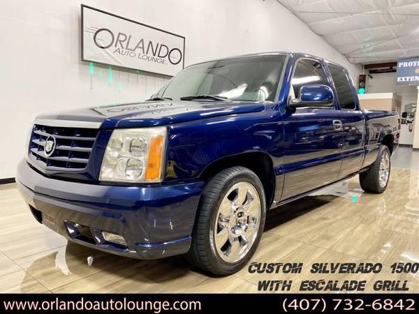 Photo 2001 Chevrolet Silverado 1500 Extended Cab Short Bed 2WD - $9,995 (Sanford)