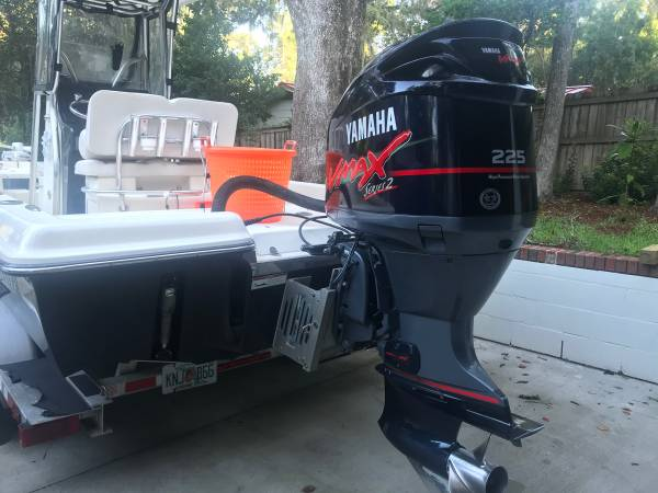 Photo 2009 Yamaha V max series 2 225 extra clean garage kept outboard - $6,900 (Tallahassee-Midtown)