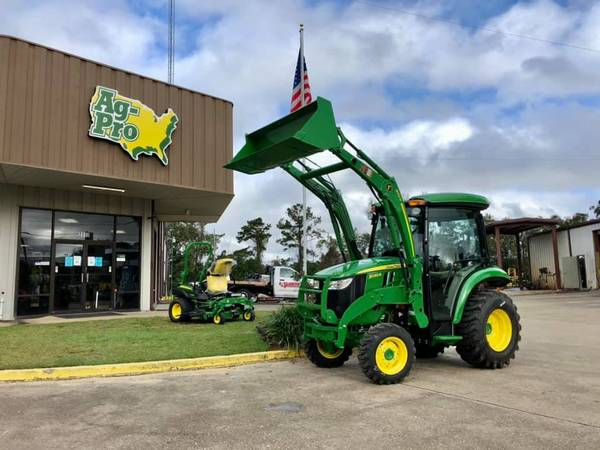 Photo 2020 JOHN DEERE 3039R CAB TRACTOR - $40,999 (CALL ALEX 850-274-0546)