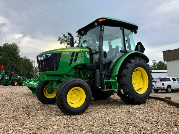 Photo 2020 JOHN DEERE 5055E 2WD CAB TRACTOR - $29,900 (Call Alex 850-274-0546)