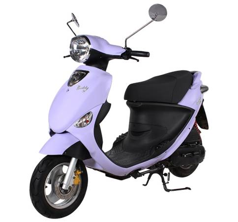 Photo 2021quotBEST OUT THE DOOR PRICE GENUINE BUDDY 50 SCOOTER (SOLANO CYCLE)