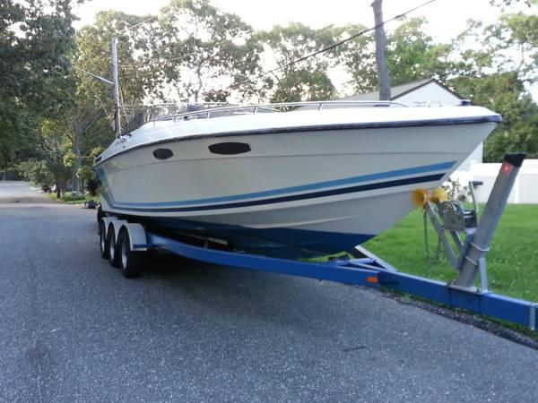 Photo 89 -Baja Sport- 280 -Cabin lights- Nice boat  - $12,500 (tallahassee)