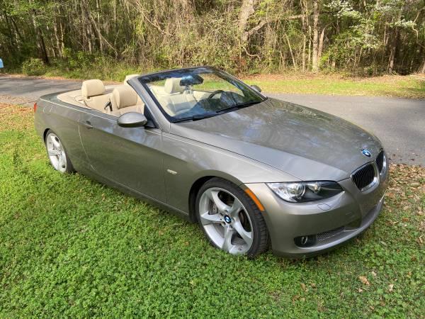 Photo BMW 335i Hardtop Convertible - $13500 (Tallahassee)