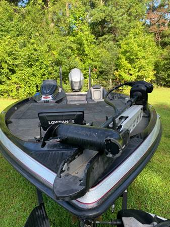 Photo Bass Boat Ranger 2016 Z520c with 250 hp  everything - $45,425 (Tallahassee)