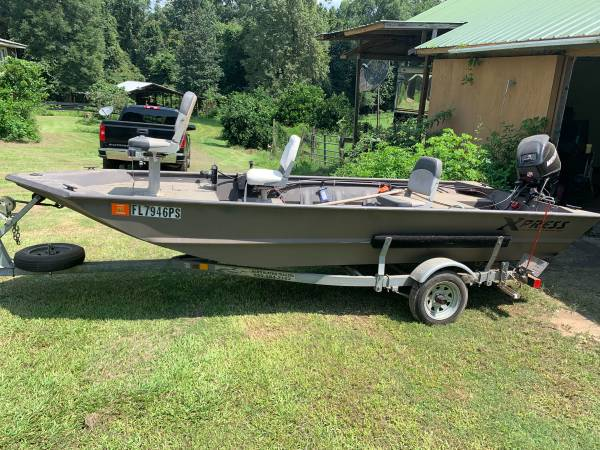 Photo Boat  Trailer for sale - $6,000 (Tallahassee)
