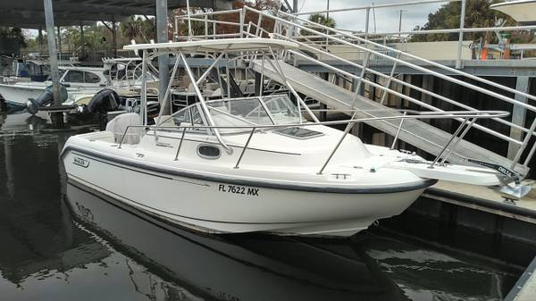Photo Boston Whaler 21 Conquest Price Reduction - $25,000 (Tallahassee)