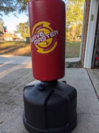 Photo Century wavemaster punching bag - $90 (Tallahassee)
