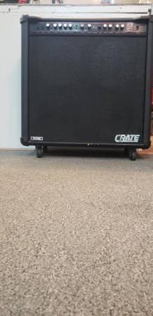 Photo Crate HX Dual Triode GXT 410 Amp - $225 (1208 Capital Circle SE)