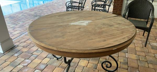 Photo Dining table top (Tallahassee)