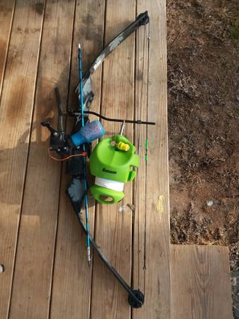Photo Fishing Bow - $150 (SNEADS)