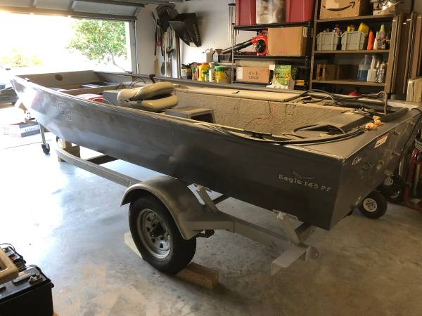 Photo G3 Stick Steer Boat 1739 - $5500 (Tallahassee)
