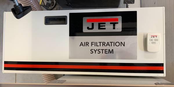 Photo Jet AFS-1000B Air Filtration Unit - $260 (Midtown)