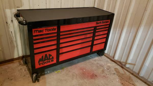 Photo Mac Tools MB 1080 Tool Box - $3400 (Tallahassee)