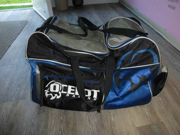 Photo Ocelot Racing Gear Bag - $20 (Near Midway and the Flying J Truck Stop on Hwy 90 West)