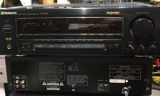 Photo Pioneer-VSX-453 AudioVideoStereoReceiver - $30