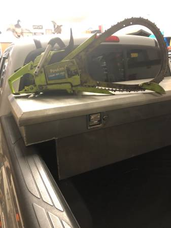 Photo Poulan Counter Vibe 3400 Bow Saw - $250 (Tallahassee)