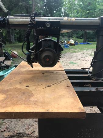 Photo RADIAL ARMSAW PLUS SNAPPER RIDING MOWER - $560