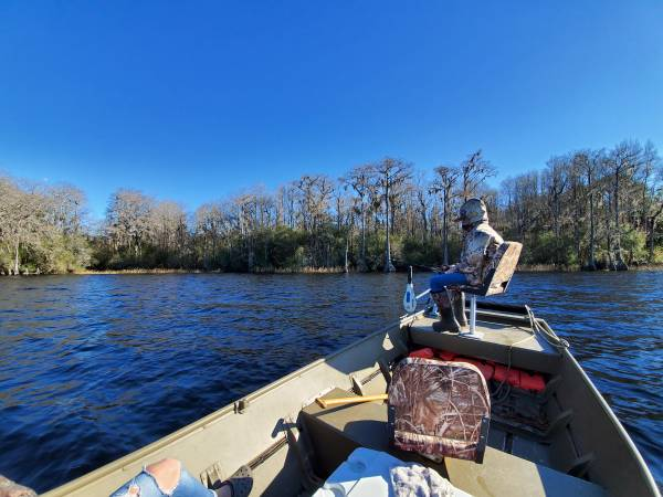 Photo REDUCED G3 Boat Aluminum w20hp New Suzuki 4-Stroke - $4195 (Crawfordville)