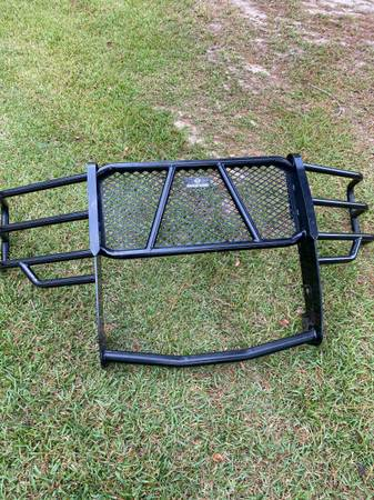 Photo Ranch Hand Grille Guard - $450 (Tallahassee)