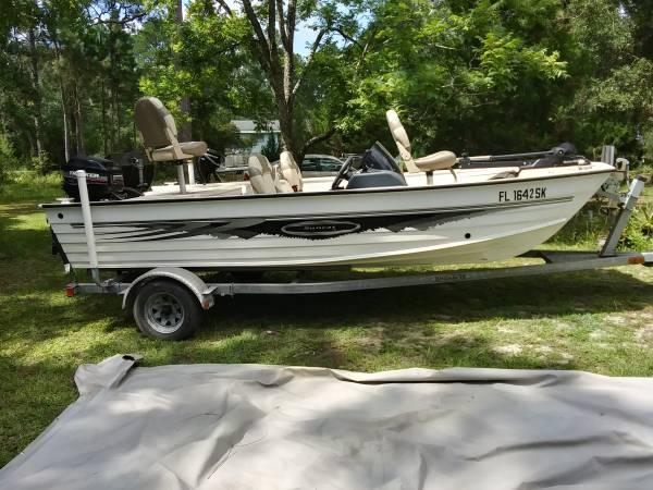 Photo Slightly Used Boat for Sale - $7,100 (Panacea, FL)