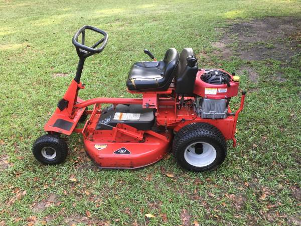 Photo Snapper riding mower - $500 (Tallahassee)