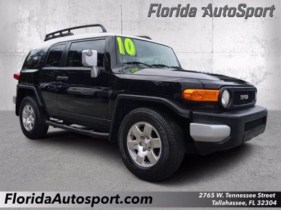 Photo Used 2010 Toyota FJ Cruiser 2WD for sale