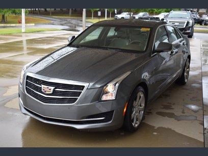 Photo Used 2016 Cadillac ATS Luxury Sedan for sale