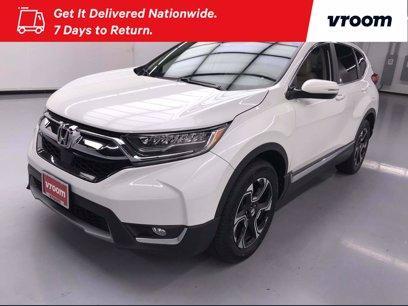 Photo Used 2017 Honda CR-V AWD Touring for sale
