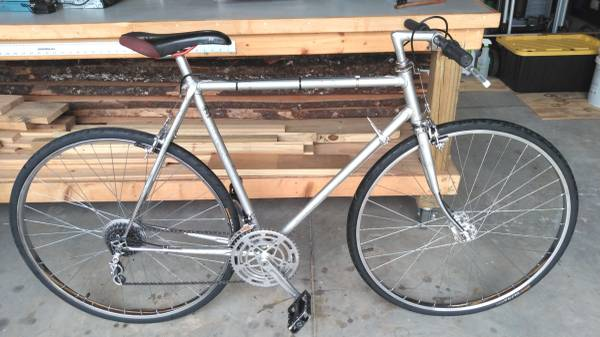 Photo Vintage road bike 50s60s - $65 (Tallahassee)
