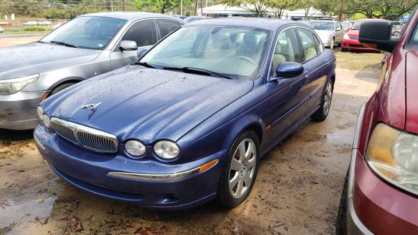 Photo WOWJAGUAR X-TYPE100K MILES$2995 CASH PRICE TODAYFAIRTRADE AUTO - $2995 (314 WHITE DR. FAIRTRADE AUTO SALES)
