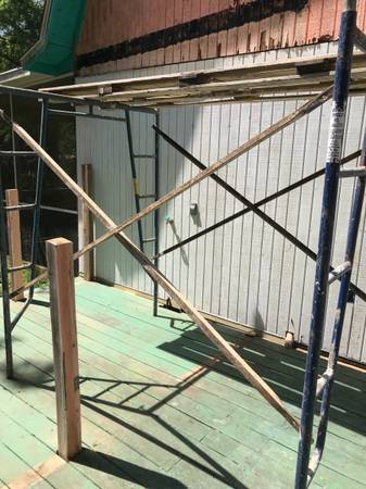 Photo Wanted Scaffolding X braces - $10 (Need 4 Xs or just what you got)