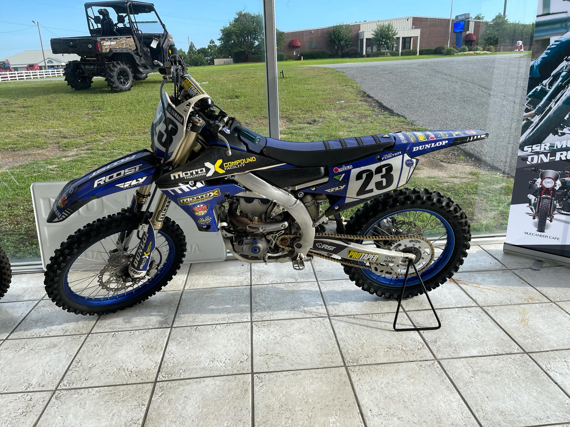 Photo Used 2019 Yamaha Mx Motorcycle